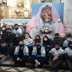 Festividad de la Virgen María del Huerto